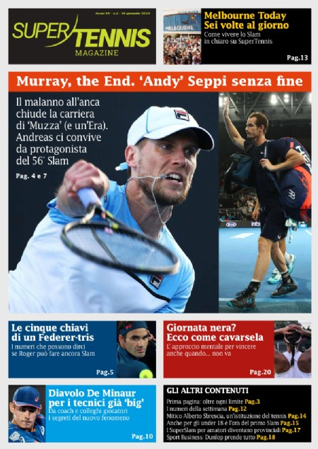 Murray the end